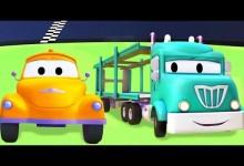 Odtahove auto Tom: Tirak