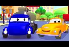Odtahove auto Tom: Tanker