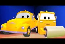 Odtahove auto Tom: Parny valec