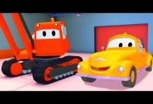Odtahove auto Tom: Demolacny zeriav