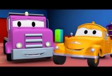 Odtahove auto Tom: Kamion Plafto