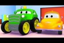 Odtahove auto Tom: Traktor