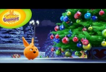 Zajacikovia: Vianocny stromcek