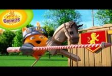 Zajacikovia: Rytiersky turnaj