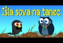 Isla sova na tanec (Slovenske detske pesnicky)