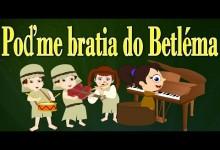 Podme bratia do Betlema (mix 8 vianocnych pesniciek)