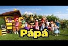 Smejko a Tanculienka: Papa