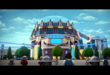 Lego Nexo Knights: Dobry rytier Caly Morrington
