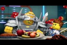 Lego Nexo Knights: Vecne hladny sir Axl