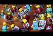 Lego Nexo Knights: Aronov suboj