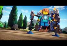 Lego Nexo Knights: Odvazny a smely