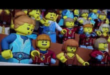 Lego Nexo Knights: Kniha priser 1