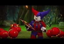 Lego Nexo Knights: Kniha priser 2