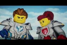 Lego Nexo Knights: Rytiersky kodex