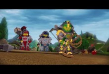 Lego Nexo Knights: Moc a magia