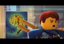 Lego Ninjago: Zem na obzore