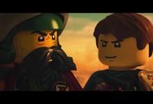 Lego Ninjago: Cesta spat