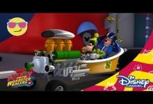 Mickey a pretekari: Goofy