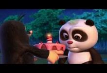 Krtko a Panda: Uvitaci vecierok