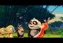 Krtko a Panda: Zaujimava pasca