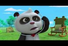 Krtko a Panda: Ako vyliecit draka?