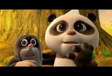 Krtko a Panda: Den objimania v lese