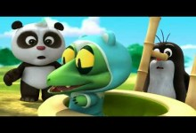 Krtko a Panda: Koho je to vajicko?
