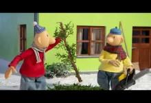 Pat a Mat: Vianocny stromcek