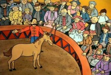 Bubaci a hastrmani: O konikovi Ferdovi