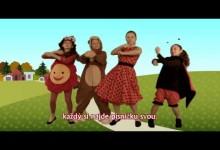 Ciperkove: Sou (pesnicka pre deti)