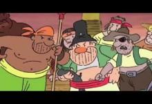 Bob a Bobek - Bermudsky trojuholnik