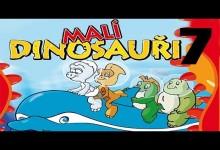 Male dinosaury: Levi zub