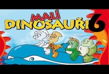 Male dinosaury: Genialny mucnik
