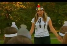 Misa Ruzickova: Pingvinek (pesnicka pre deti)