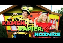 Smejko a Tanculienka: Kamen, papier, noznice