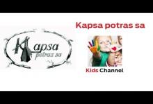 Kapsa, potras sa (audio rozpravka)