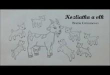 Vlk a sedem kozliatok (audio rozpravka)