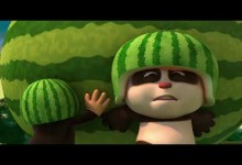 Krtko a Panda: Velky melon
