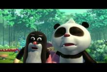 Krtko a Panda: Lesna olympiada