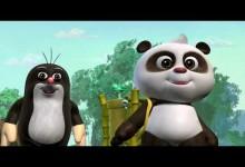 Krtko a Panda: Zachrana pred dazdom