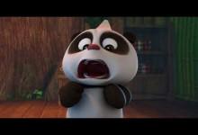 Krtko a Panda: Nepozvani hostia