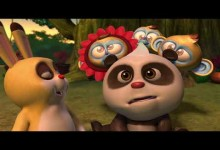 Krtko a Panda: Najkrajsi kvet