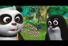 Krtko a Panda: Kuzelne zakladne farby