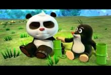 Krtko a Panda: Duhova zahrada