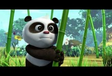 Krtko a Panda: Cerveny lampion