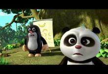 Krtko a Panda: Dedkove okuliare