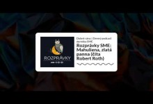 Mahuliena, zlata panna (audio rozpravka)