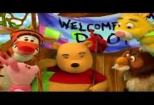Medvedik Pu: Zabava s priatelmi