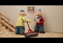 Pat a Mat: Schody