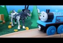 Lokomotiva Tomas: Stratene kozliatko